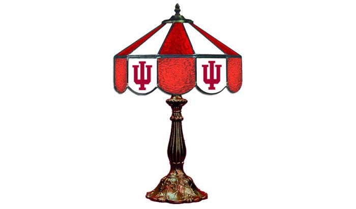 Indiana University Table Lamp