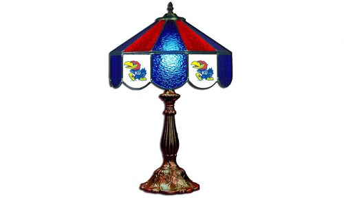 Kansas University Table Lamp