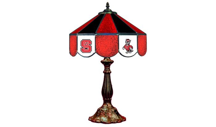 North Carolina State University Table Lamp