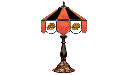 Oklahoma State University Table Lamp