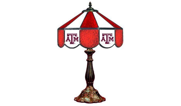 Texas A&M University Table Lamp