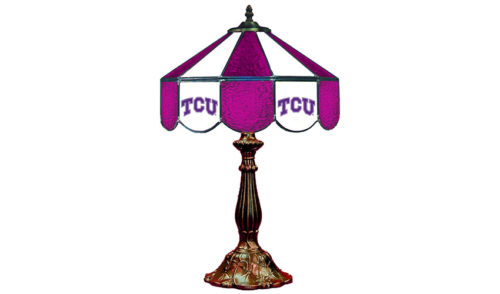 Texas Christian University Table Lamp