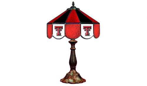 Texas Tech University Table Lamp