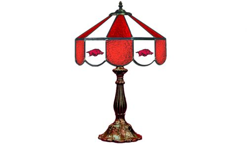 University of Arkansas Table Lamp