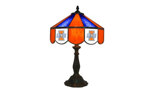 University of Illinois Table Lamp