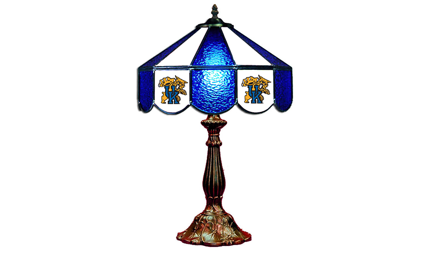 University Of Kentucky Table Lamp Affinity Gamerooms New