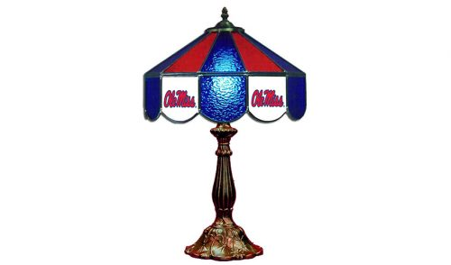 University of Mississippi Table Lamp