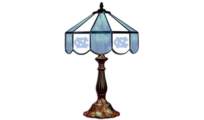 University of North Carolina Table Lamp