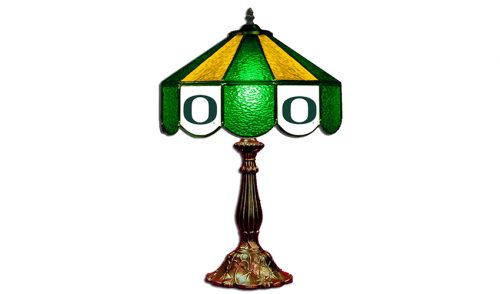 University of Oregon Table Lamp