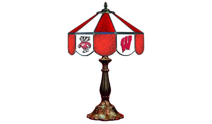 University of Wisconsin Table Lamp