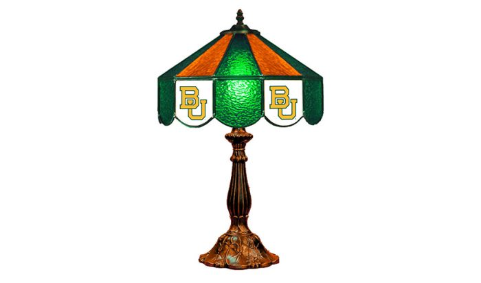 Baylor University Table Lamp