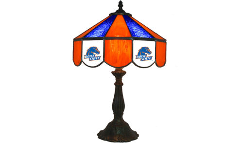 Boise State University Table Lamp