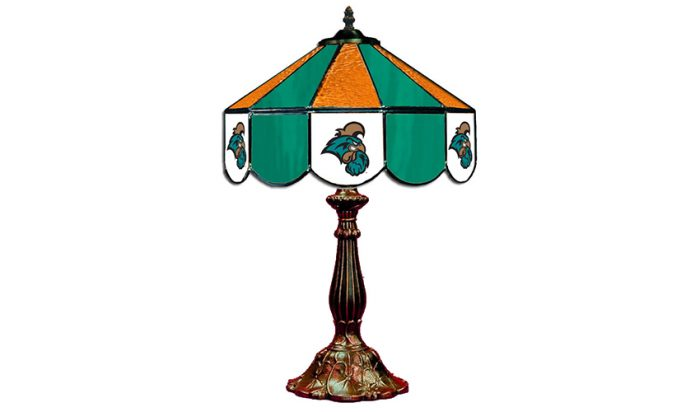 Coastal Carolina University Table Lamp