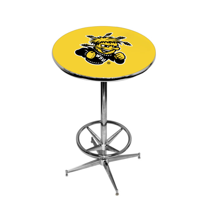 Wichita State University Pub Tables